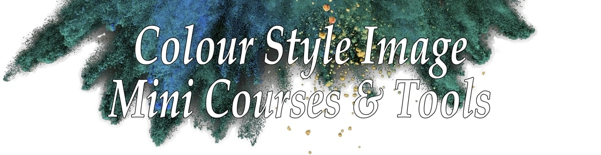 online image consultant mini-courses and tools