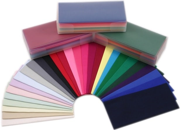 colour supplies - colour analysis drape selection