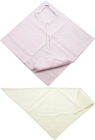 colour supplies - cover-up capes