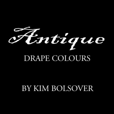 colour supplies - antique drapes