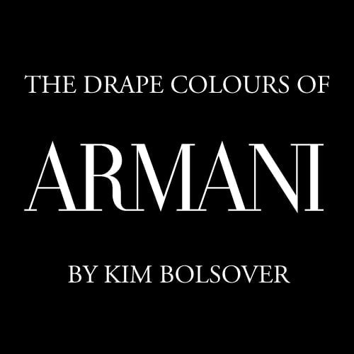 colour supplies - armani drapes