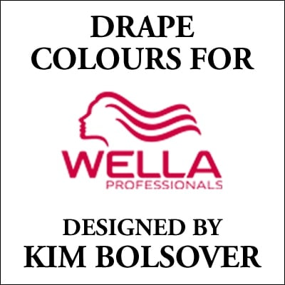 colour supplies - wella cool & warm drapes